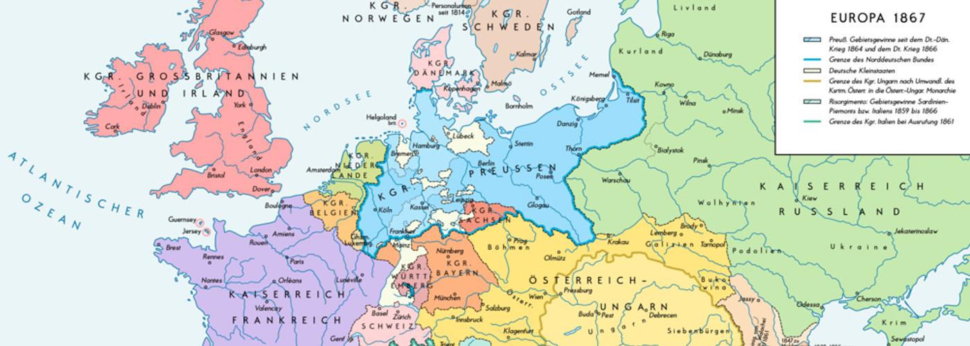 Der Nationalstaat Deutschland